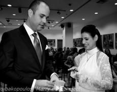 ΧΑΡΗΣ & ΔΗΜΗΤΡΑ (πολιτικος γαμος)